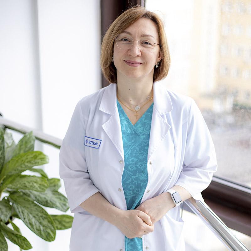 Наталья Бордан хирург