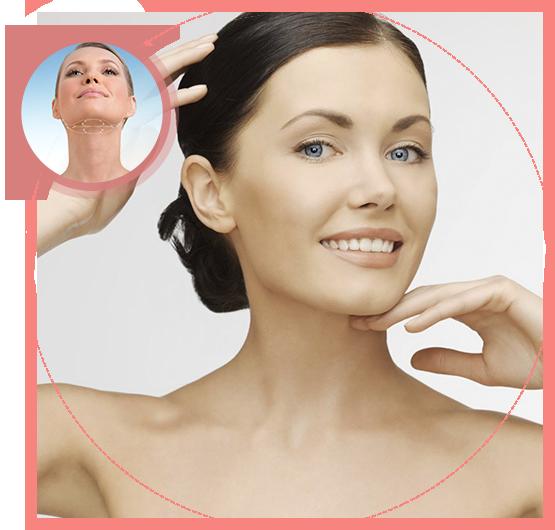 Подтяжка шеи (нижняя ритидэктомия)